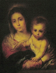 Virgin of the Napkin